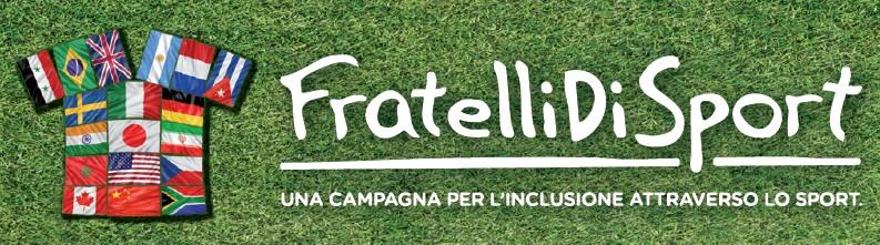 Fratelli Di Sport – una campagna per l'inclusione attraverso lo Sport